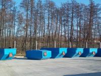Hulladékudvar téli bezárása
