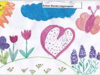 Anyák napi rajzverseny óvodásoknak