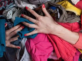 Folyamatos ruhagyűjtés