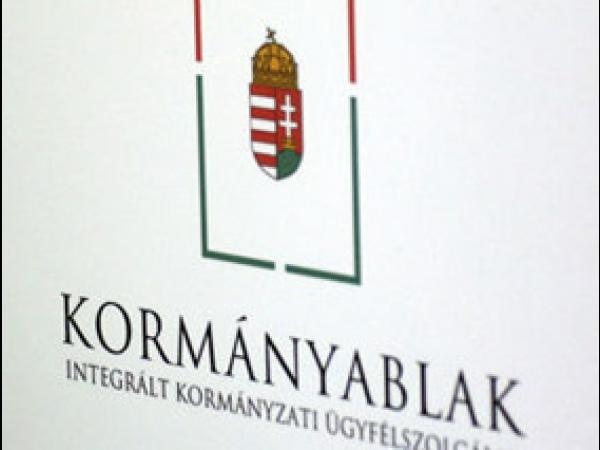 Győri Járási Hivatal Kormányablak Osztály