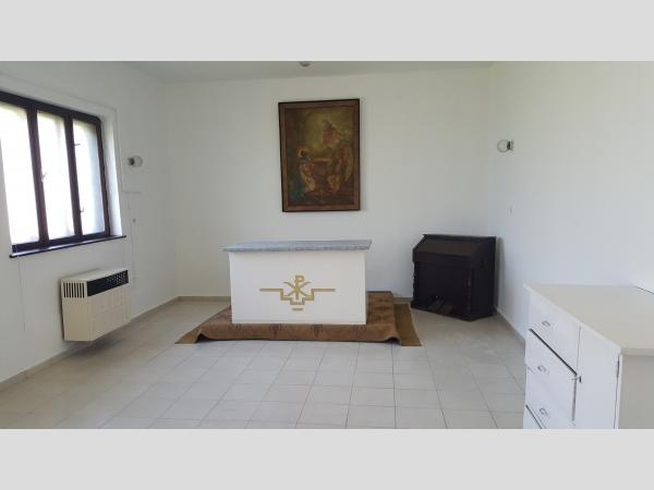Imaház felújítása Mosonújhelyen