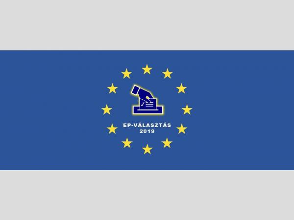 EP választás eredménye