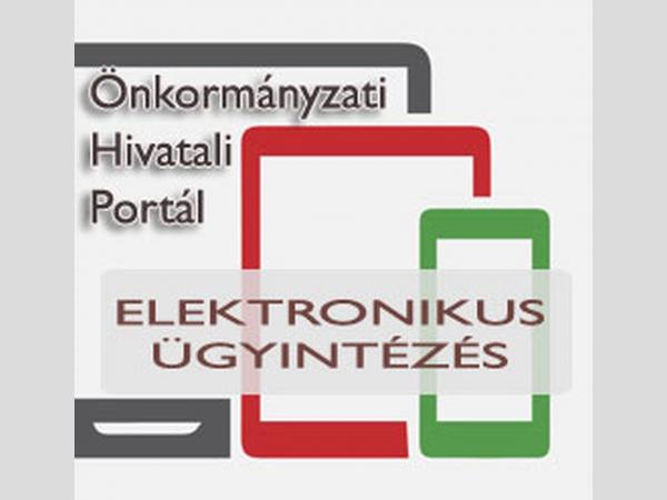 Önkormányzati elektronikus ügyintézést segítő kisfilmek