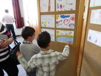 Anyák napi rajzverseny - önkormányzat által meghirdetett
