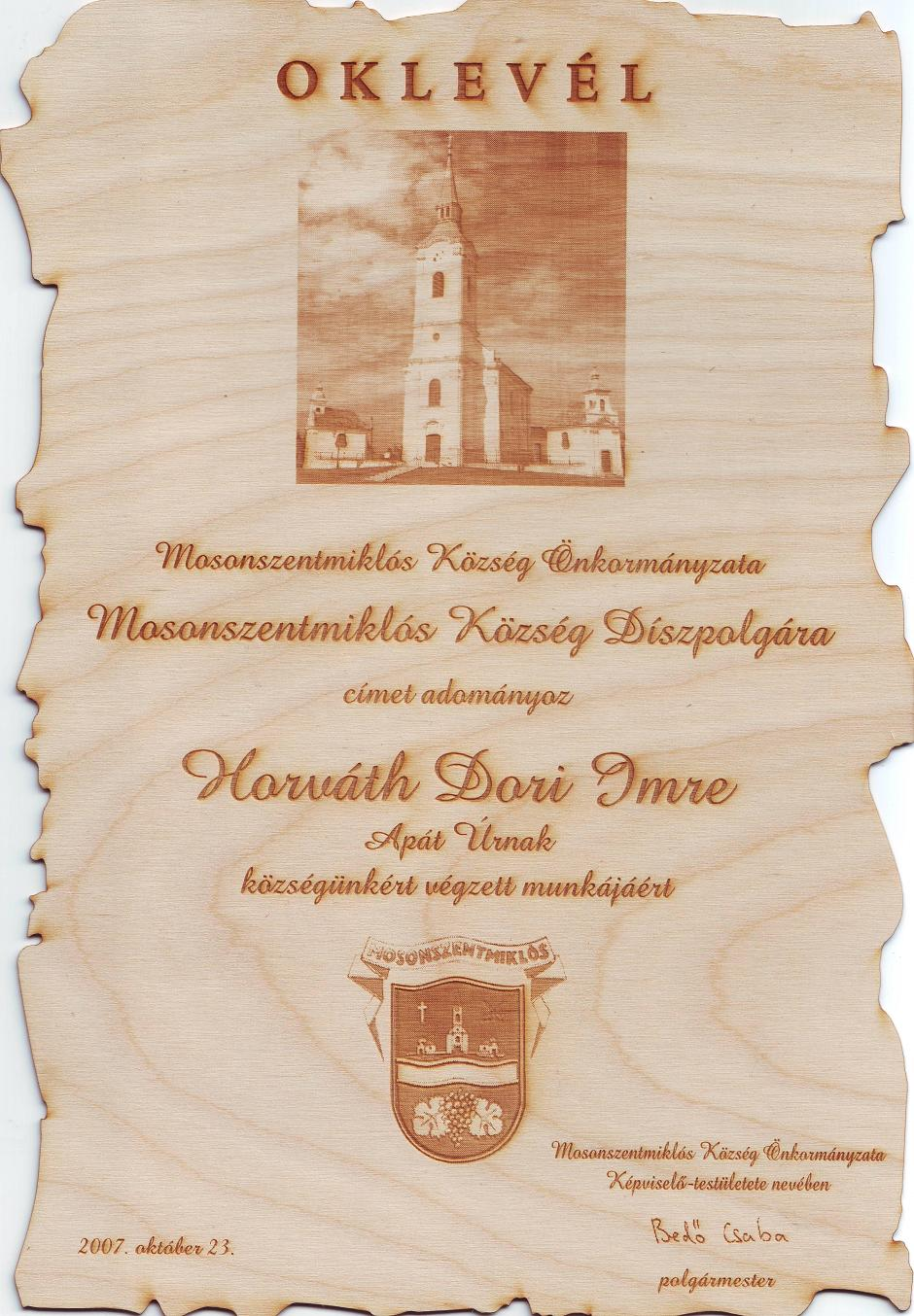 Horváth Dori
