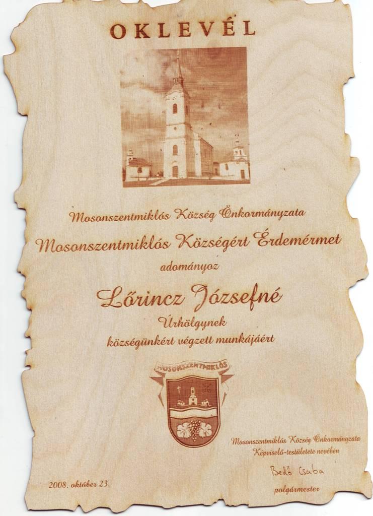 Lőrincz Józsefné